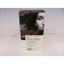 Specchiasol Tricolor Tinta 5,32 Color Cioccolato