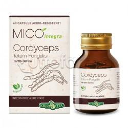 Erba Vita Mico Integra Agaricus Integratore Alimentare Immunostimolante 60 Capsule