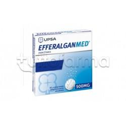 Efferalgan 16 Compresse Effervescenti 500 mg Paracetamolo