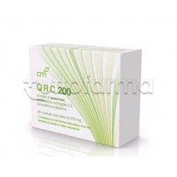 OTI QRC 200 Integratore per Allergia 60 Capsule