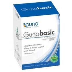 Guna Basic 15 Bustine 7gr Prodotto Alcalinizzante