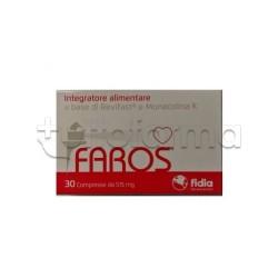 Faros Integratore per Colesterolo 30 Compresse