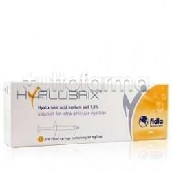 Hyalubrix Iniezione Acido Ialuronico 1 Siringa 30mg