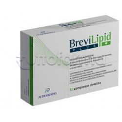 Brevilipid Plus 30 Compresse