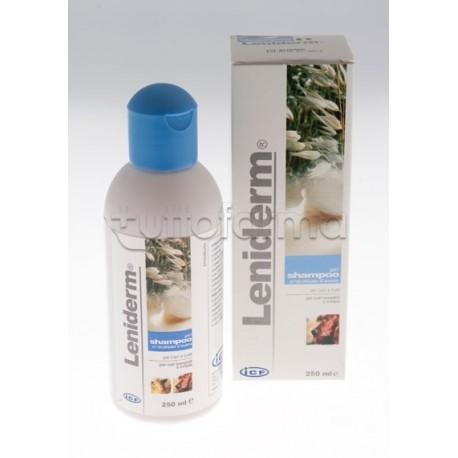 Leniderm Shampoo per Cani e Gatti 250ml