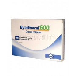 Byodinoral 600 15 Compresse