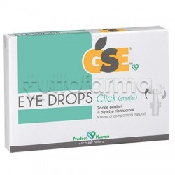 GSE Eye Drops Click Gocce 5ml