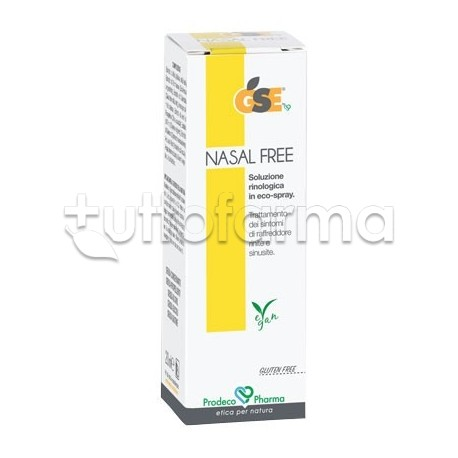 GSE Nasal Free Spray 20ml