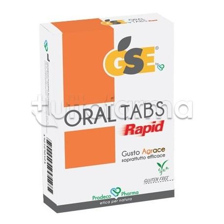GSE Oral Tabs 12 Compresse