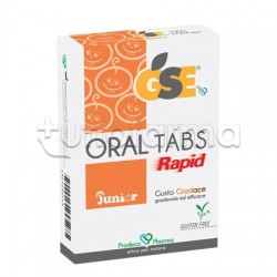 GSE Oral Tabs Rspid Junior 12 Compresse