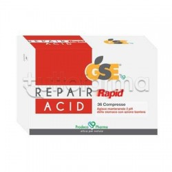 GSE Repair Rapid Acid 36 Compresse
