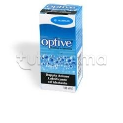 OPTIVE SOL OFT OCCHI 10ML