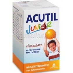 ACUTIL MULTIVIT J CIOCC 40CPR