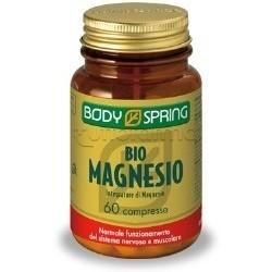Body Spring Bio Magnesio 60 Compresse