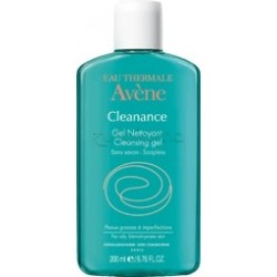 Avene Cleanance Gel Detergente Viso 200 ml