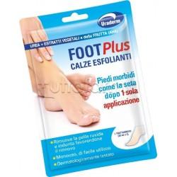 Uraderm Foot Plus Calze 20ml per 2 Calze