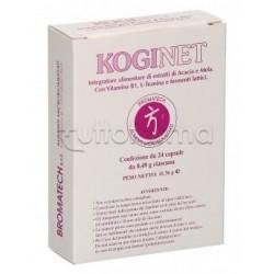 Koginet Integratore per Colesterolo 24 Capsule