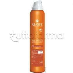 Rilastil Sun System Transparent Spray Wet Skin Protezione Solare 50+ 200ml