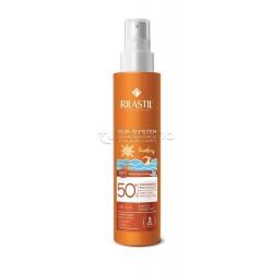 Rilastil Sun System Spray Protezione Solare 50+ Baby 200ml