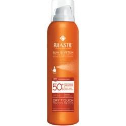 Rilastil Sun System Spray Dry Touch Protezione Solare 50+ 200ml