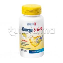 LongLife Omega 3-6-9 50 Perle