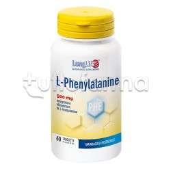 LongLife L-Phenylalanine 500mg 60 Tavolette