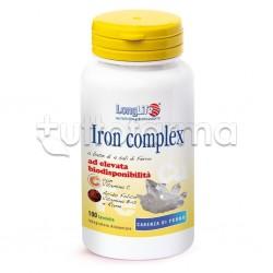 LongLife Iron Complex 100 Tavolette
