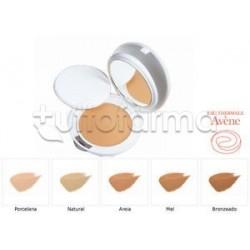 Avene Couvrance Crema Compatta colorata Oil Free SPF 30 Colore Naturale (02) 9, 5 gr