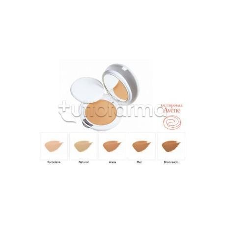 Avene Couvrance Oil Free Crema Compatta Colorata Porcellana 9.5 Gr