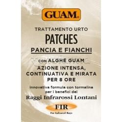 Guam Patches Trattamento Pancia e Fianchi 8 Pezzi
