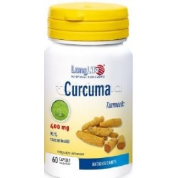 LongLife Curcuma 50 Capsule Vegetali