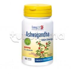 LongLife Ashwagandha 60 Capsule
