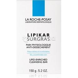 La Roche Posay Lipikar Surgras Pane Fisiologico 150 gr.