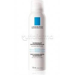 La Roche Posay Physiologique Deodorante 24 h Spray 150 ml