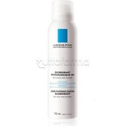 La Roche Posay Physiologique Deodorante 24 h Spray 150 ml