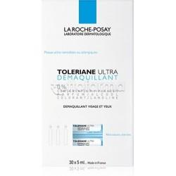 La Roche Posay Toleriane Struccante Occhi 30 monodosi da 5 ml