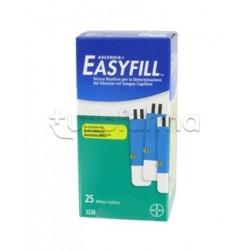 Bayer Ascensia Easyfill 25 Strisce Reattive