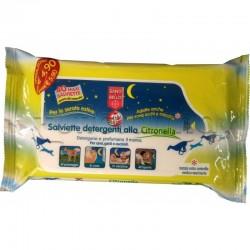 Bayer Salviette Detergenti Citronella Cani E Gatti 40 Pezzi