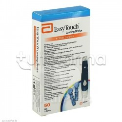 Abbott Diabetes Care Italia Easy Touch Dispositivo Penna Pungente+ 50 Lancette
