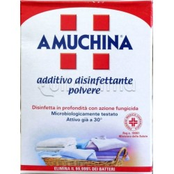 Amuchina Additivo Disinfettante Polvere Bucato 500 Gr