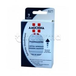 Amuchina Salviettine Disinfettanti Antibatteriche 7 Pezzi