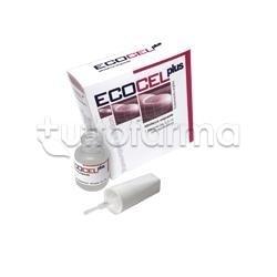 Ecocel Plus Idrolacca Ungueale Trattamento Per Unghie 1 Flacone da 3,3 ml