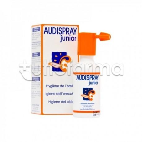 Audispray Junior Igiene Dell'Orecchio 25 ml