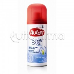 Autan Family Care Repellente Insetti Spray 100 Ml