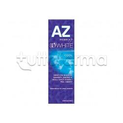 AZ 3D White&Cool Dentifricio Sbiancante 75 Ml