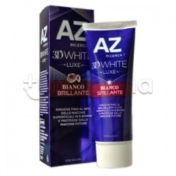 AZ 3D White&Luxe Bianco Brillante Dentifricio 75 Ml