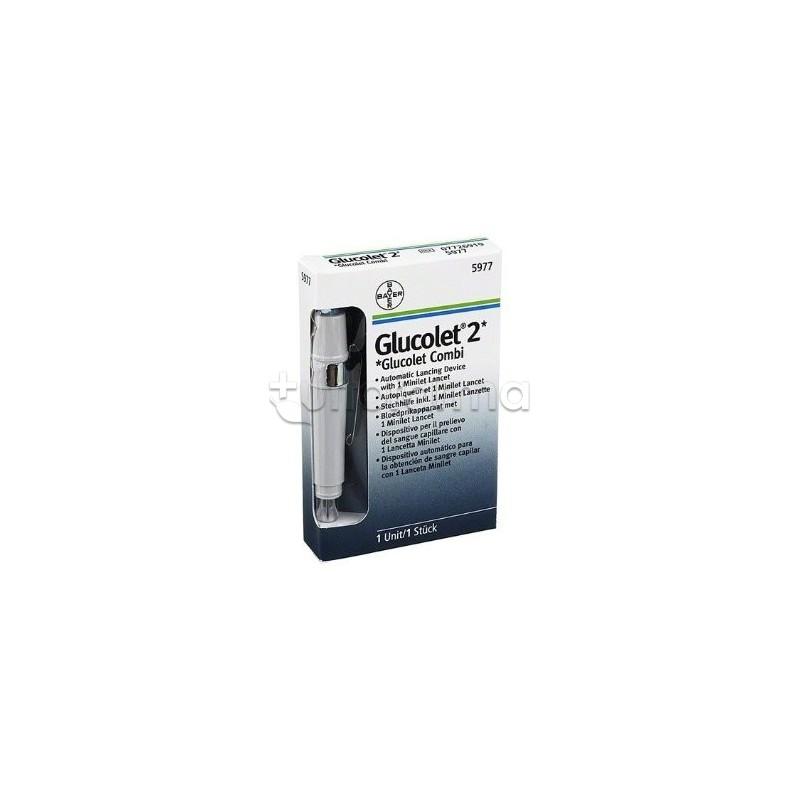 Bayer Glucolet 2 Automatic Fingerstix Lancets - amazon.com