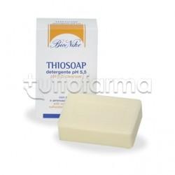 Bionike Thiosoap Detergente Solido Allo Zolfo 100 Gr