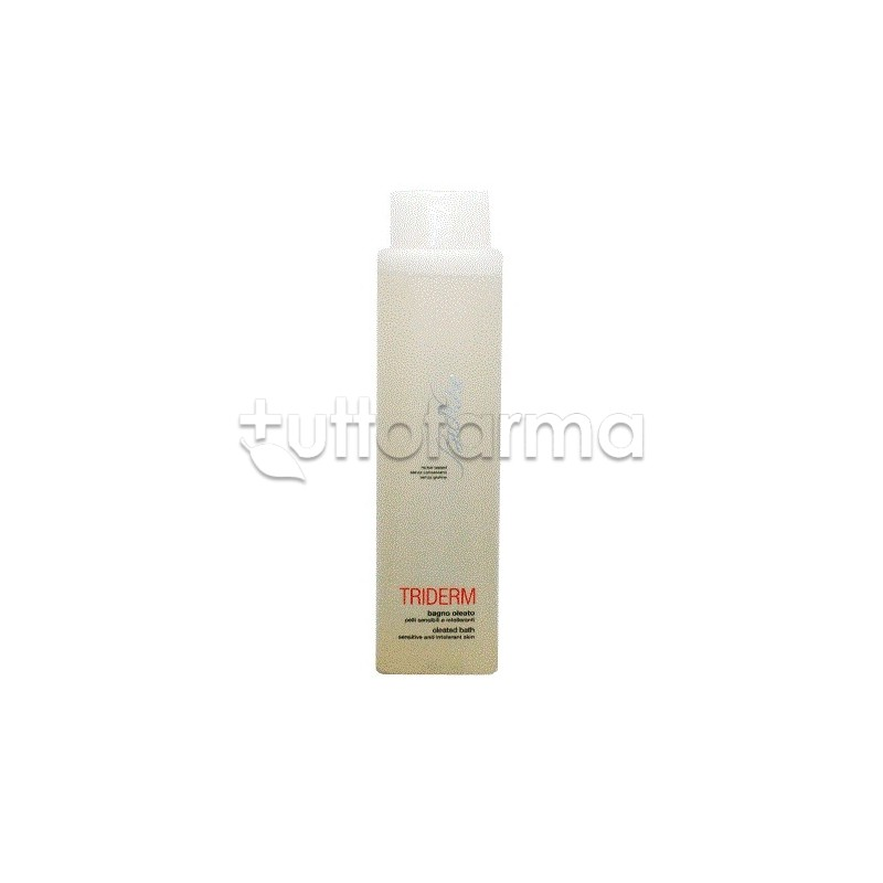 Bionike triderm bagno oleato detergente emolliente 250 ml tuttofarma - Bionike triderm bagno oleato ...
