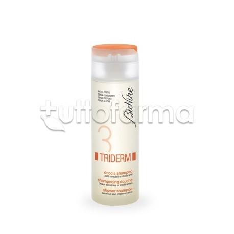 Bionike Triderm Doccia Shampoo Detergente 200 Ml